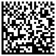 etiquette code barre datamatrix