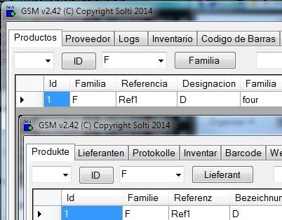 logiciel multilingue