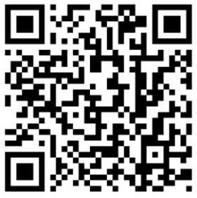 QR code of a bottle of wine